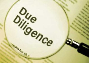 due-dilligence
