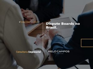 Dispute Boards no Brasil